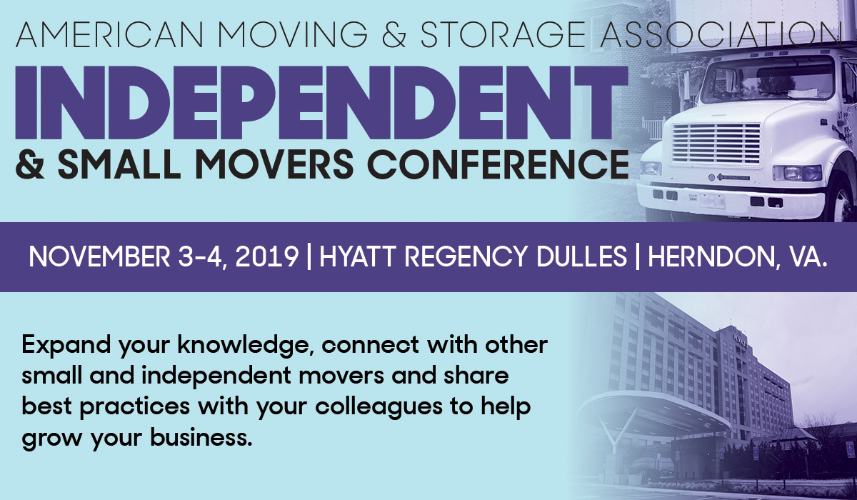 2019 Independent & Small Movers Conference