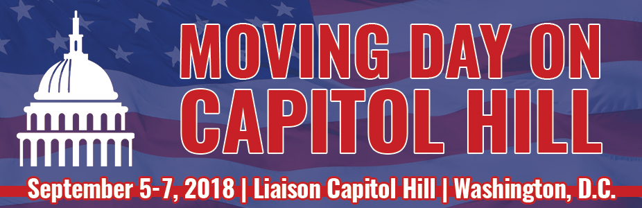 2018 Moving Day on Capitol Hill