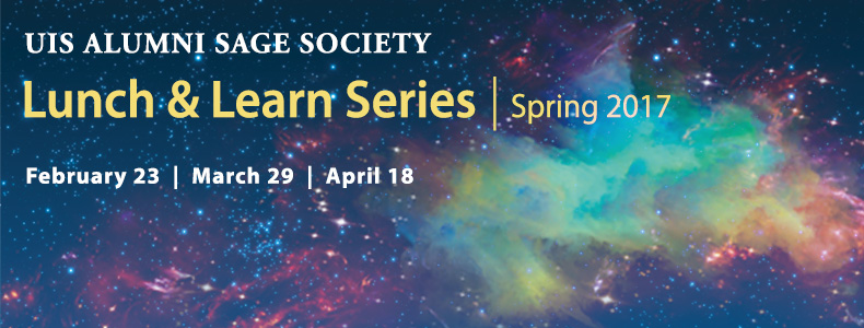 Lunch and Learn Series: Spring 2017