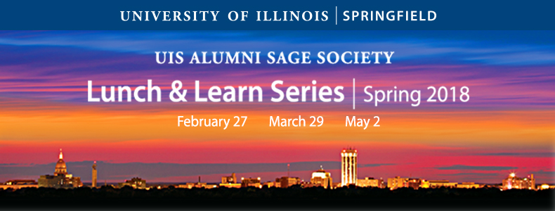 Lunch and Learn Series: Spring 2018