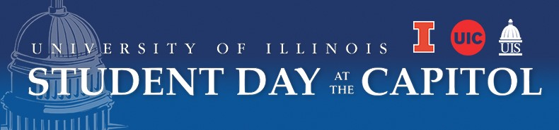 University of Illinois Student Day at the Capitol