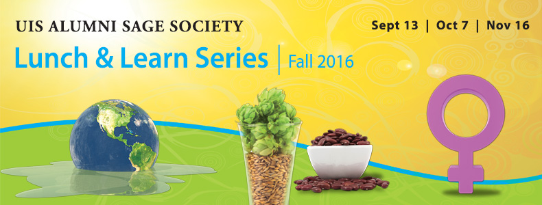 Lunch and Learn Series: Fall 2016