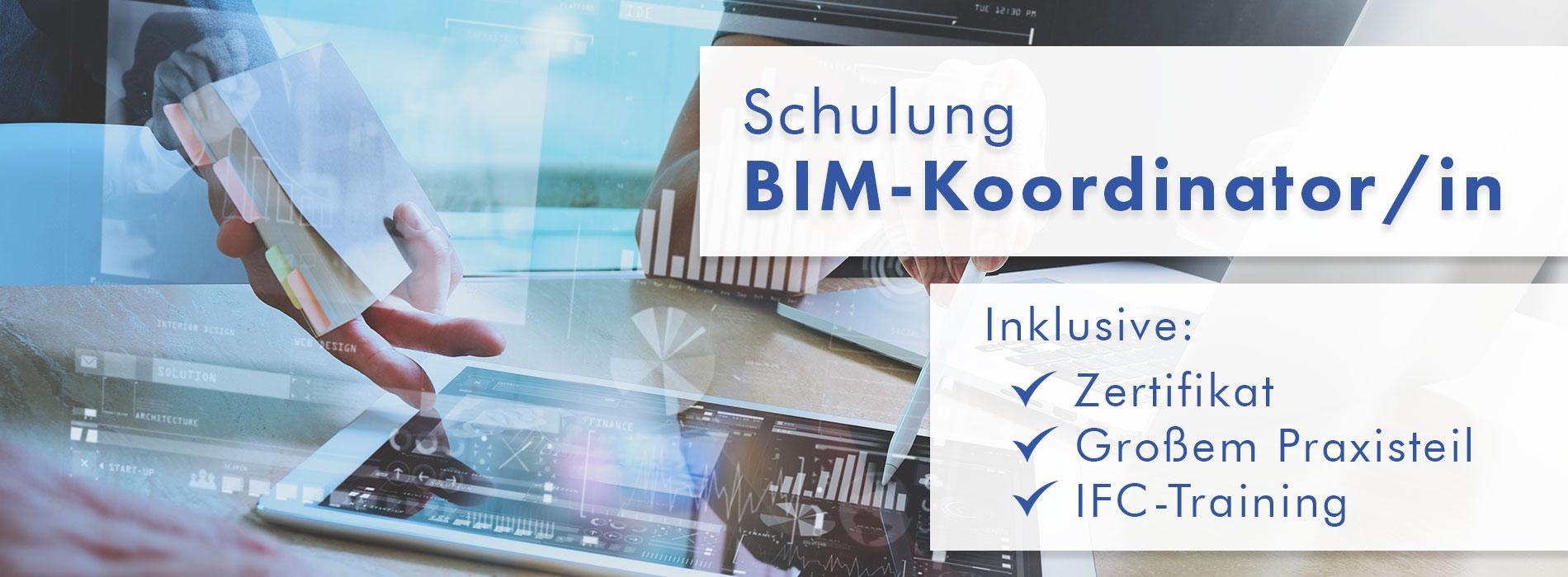 BIM-Koordinator-Schulung