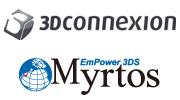 3Dコネクション株式会社、 ミルトス株式会社