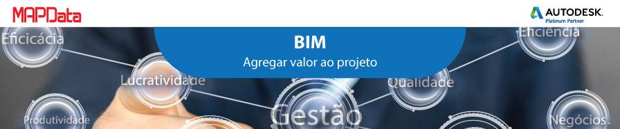Webinar: BIM - Agregar valor ao projeto