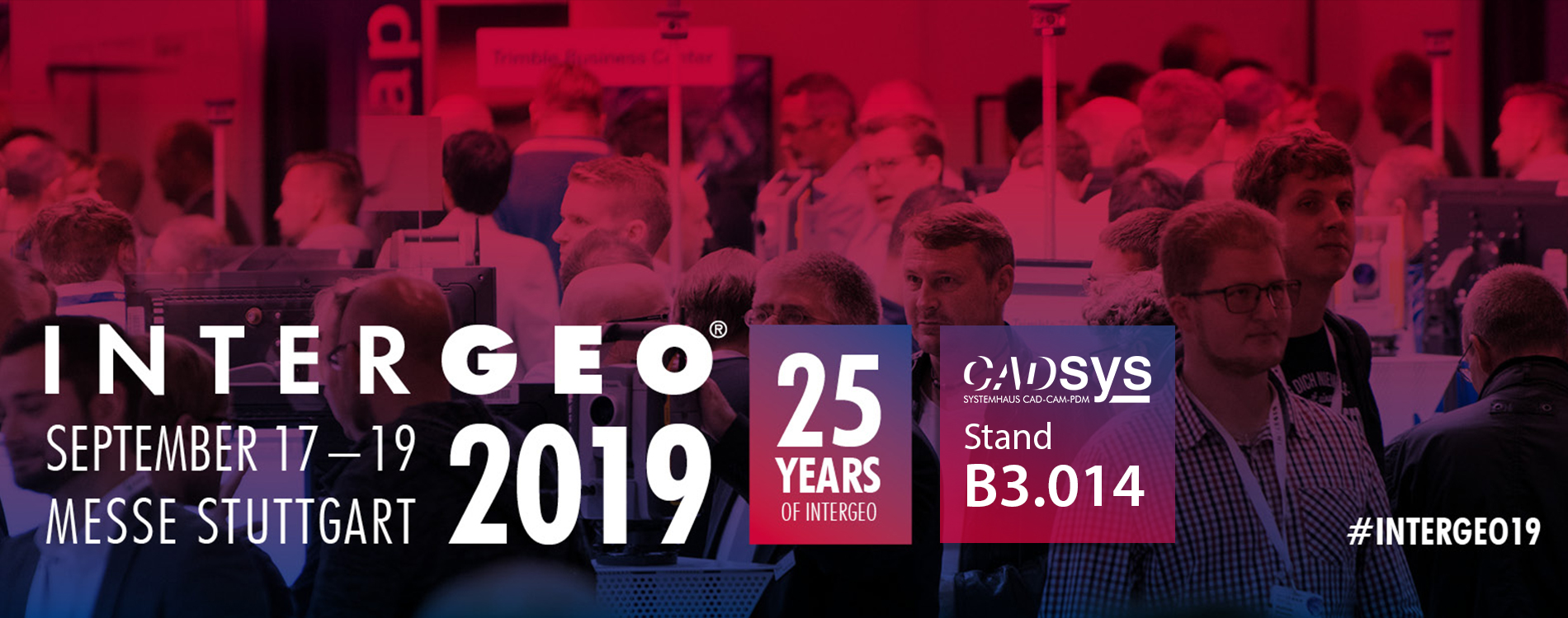 INTERGEO 2019 - Stuttgart