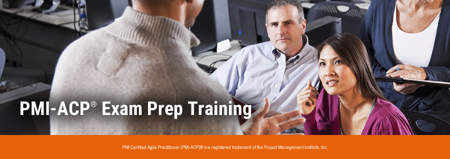 PMI-ACP® Exam Prep (Delivered Live Online) - 21 Hours