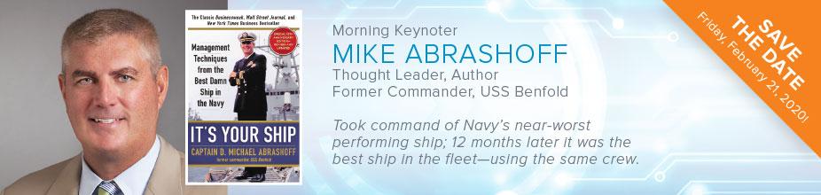 Keynote Mike Abrashoff
