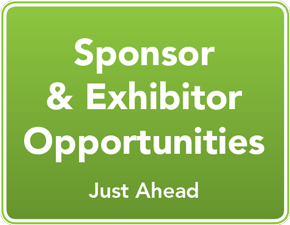 Sponsor Exhibitor Opportunities