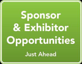 Sponsor Exhibitor Opportunities