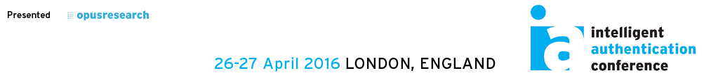 IAuth Conference London 2016