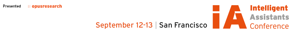 IA Conference San Francisco 2016