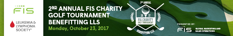 2nd Annual FIS Charity Golf Tournament Benefitting LLS