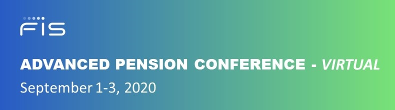 Advanced Pension Conference - Virtual