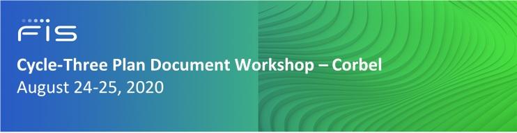 Cycle-Three Plan Document Workshop - Corbel