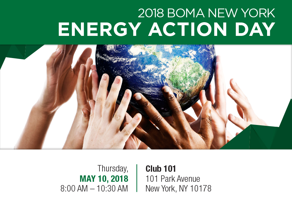 2018 BOMA New York Energy Action Day
