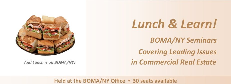 Lunch & Learn: When Every Second Counts...From Personal & Public Safety to Reducing Down-Time Expenses