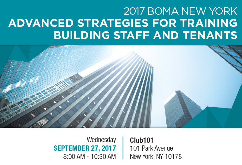 High-Rise Preparedness in an Uncertain World  -                                          SESSION 2                                  Advanced Strategies for Training Building Staff and Tenants
