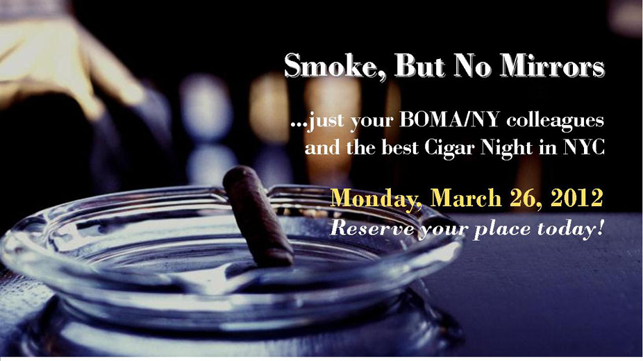 BOMA/NY Cigar Night