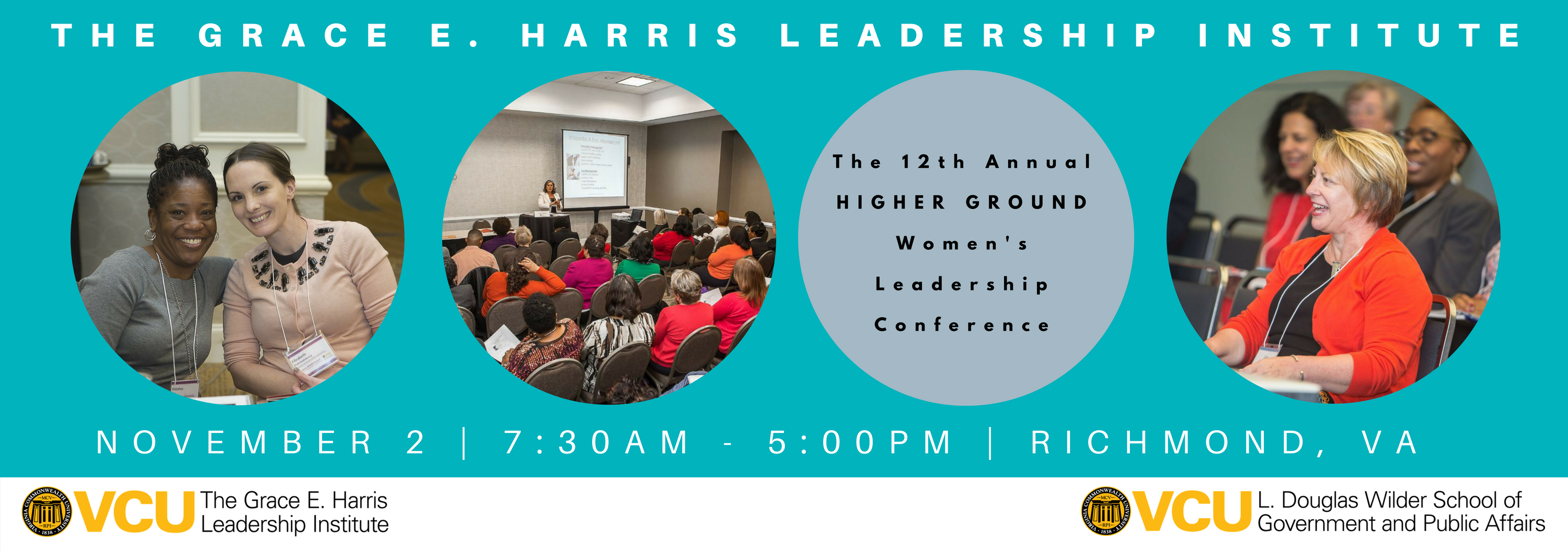 12th Annual HIGHER Ground Women's Leadership Conference