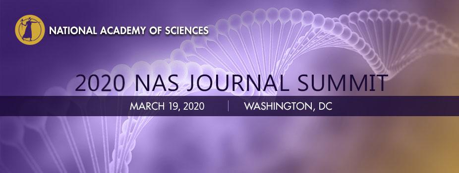 2020 NAS Journal Summit