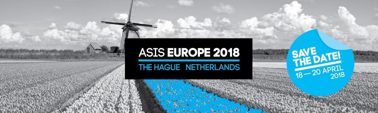ASIS EU18 Website Banner