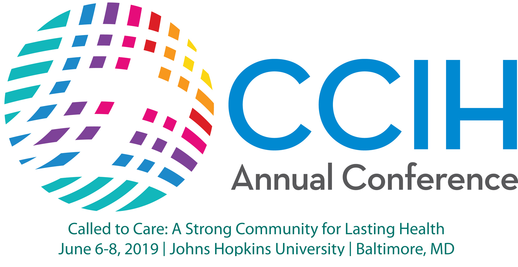 CCIH 33rd Annual Conference - Called to Care: A Strong Community for Lasting Health