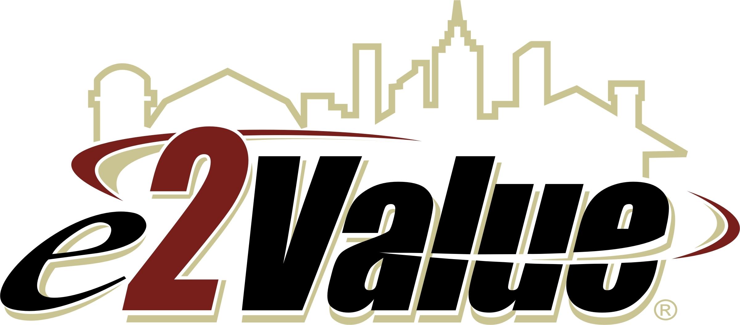 e2value logo