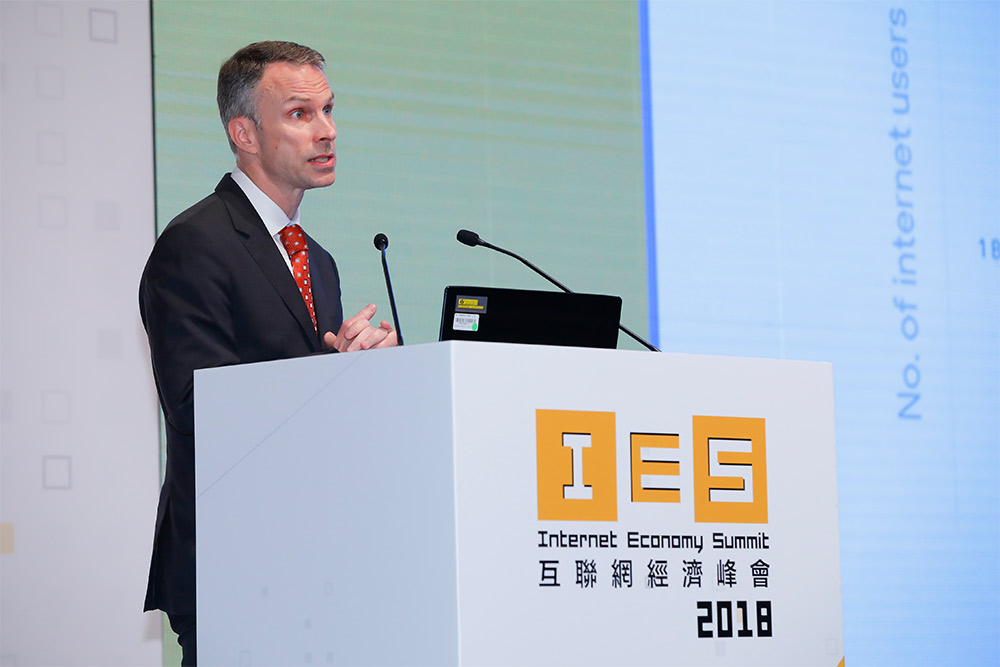 Scott Beaumont, President of Google Greater China