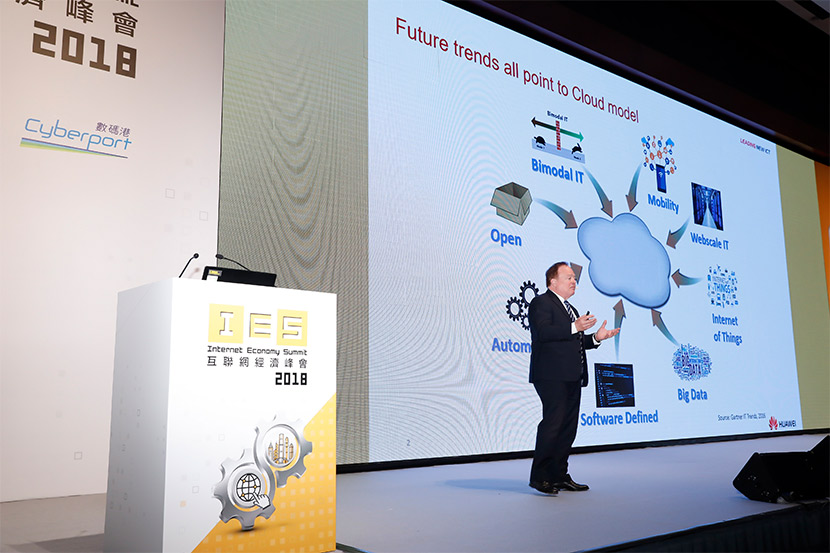 Ronald Raffensperger, CTO, Enterprise Data Center Solutions, Huawei Technologies