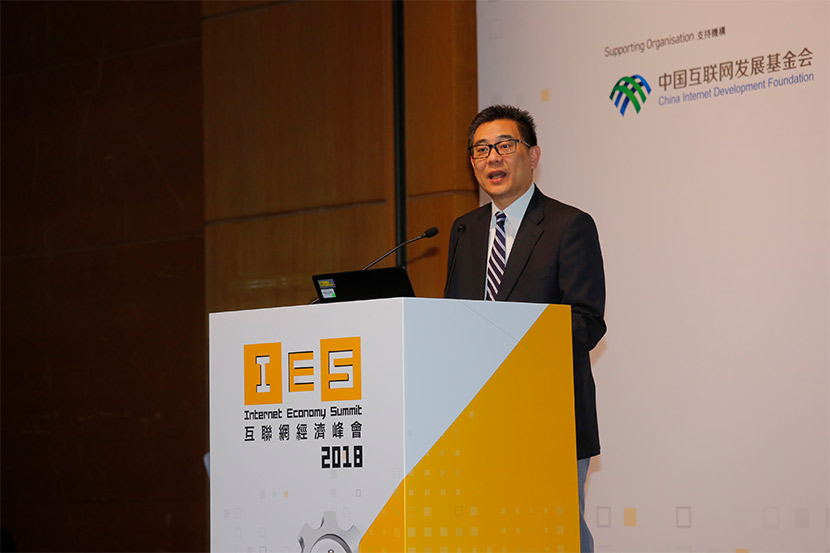 Ir Allen Yeung, JP, Government Chief Information Officer, The Government of the HKSAR