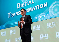 S K Cheong, Executive Director and General Manager, Television Broadcasts Ltd