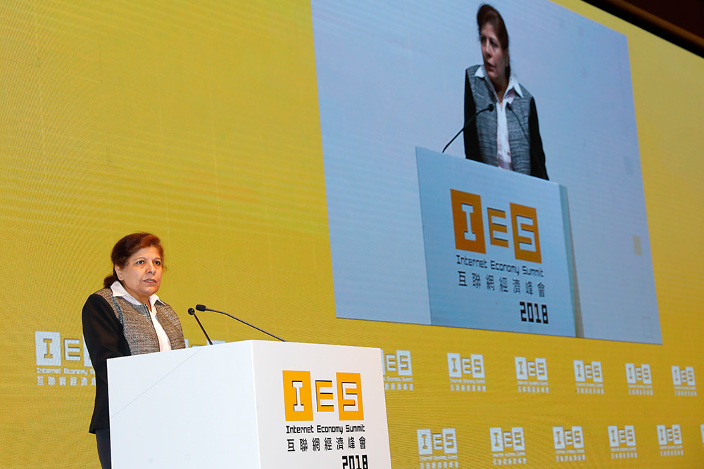 Dr. Shamshad Akhtar, Under-Secretary-General of the United Nations and Executive Secretary of Economic and Social Commission for Asia and the Pacific
