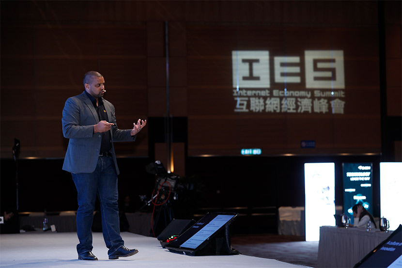 Dean Samuels, Head of Solutions Architecture for Amazon Web Services (AWS) Hong Kong & Taiwan
