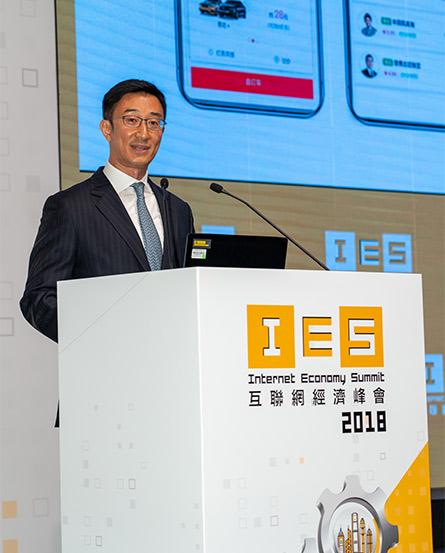 Winston Cheng, President of International, JD.com