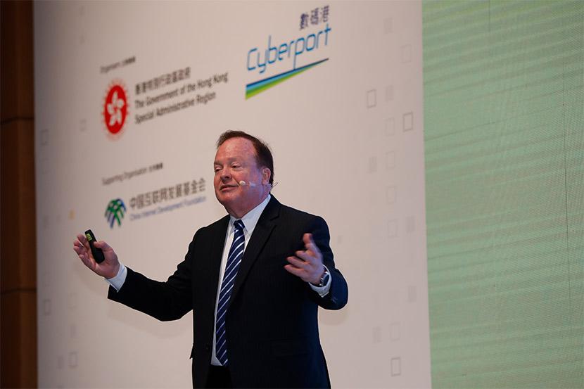 Ronald Raffensperger, CTO, Enterprise Data Center Solutions, Huawei Technologies