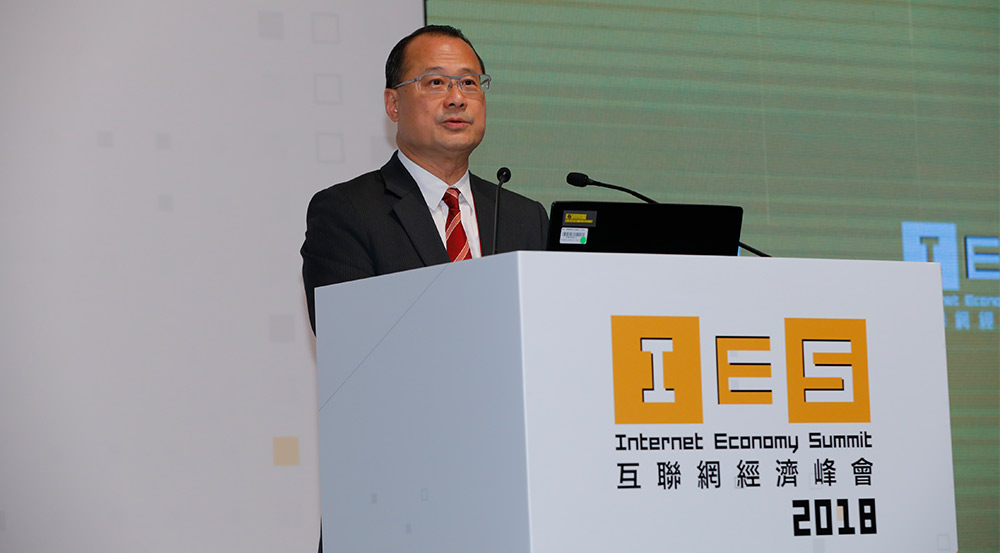 Dr Jonathan Choi, Chairman, The Chinese General Chamber of Commerce