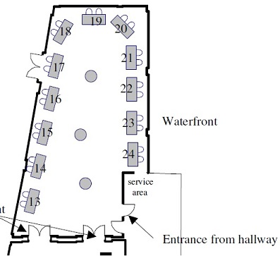 Exhibit Floor Plan - expansion