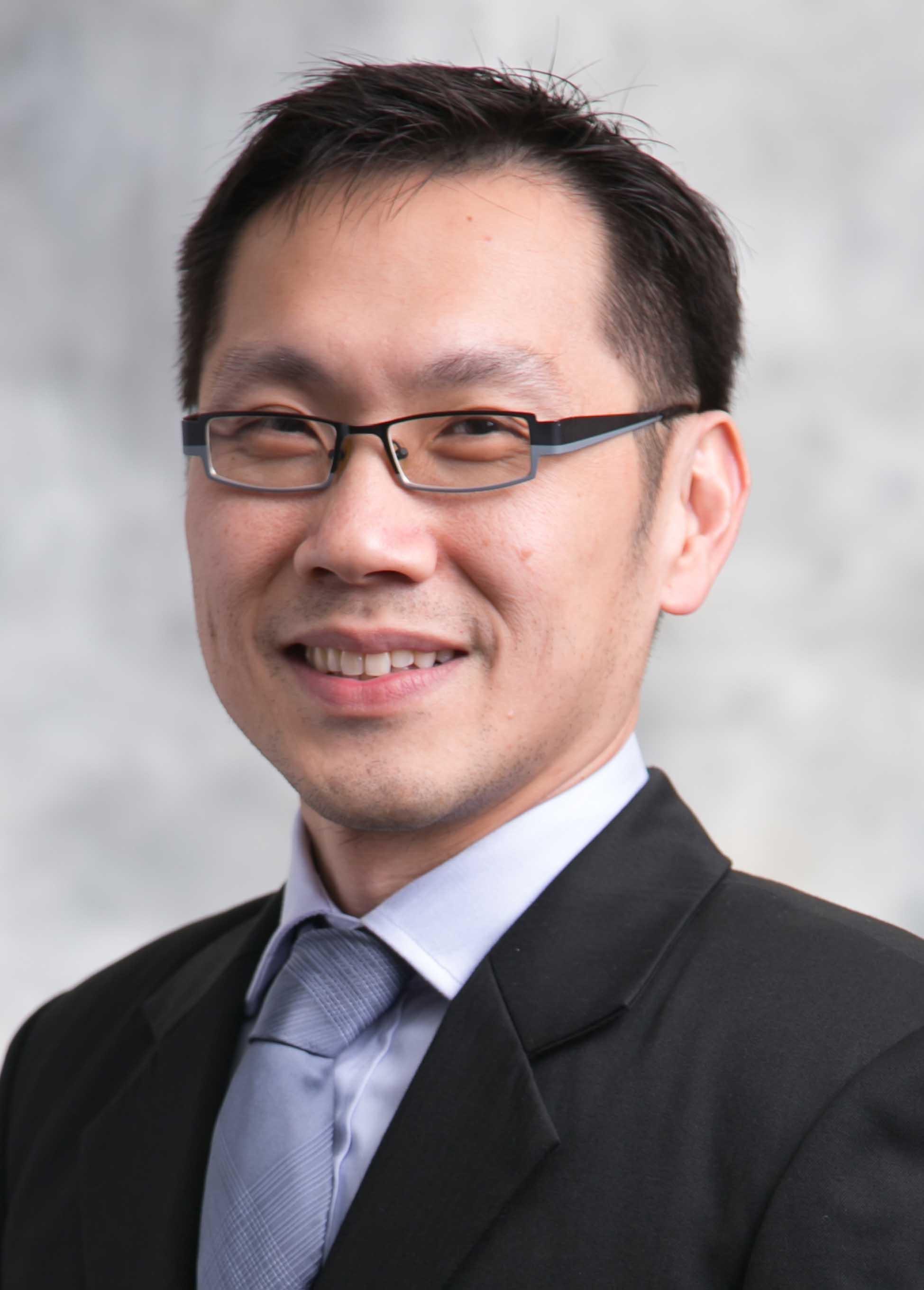 Calvin Chin Woon Loong