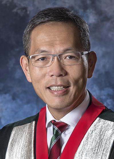 Professor C.S. LAU_R