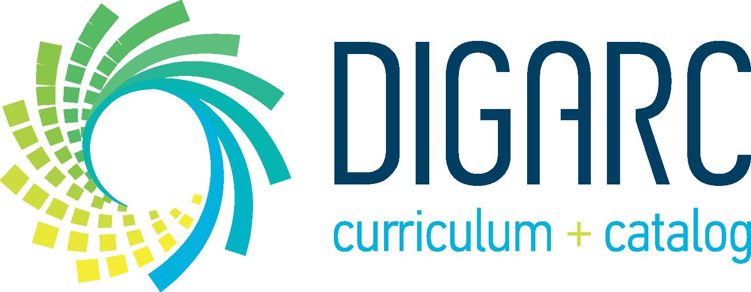 DIGARC Curriculum + Catalog