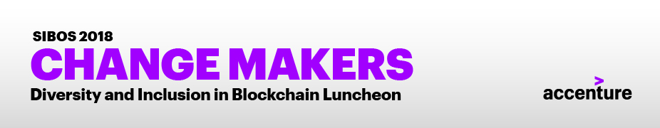 Accenture Diversity and Inclusion in Blockchain Luncheon