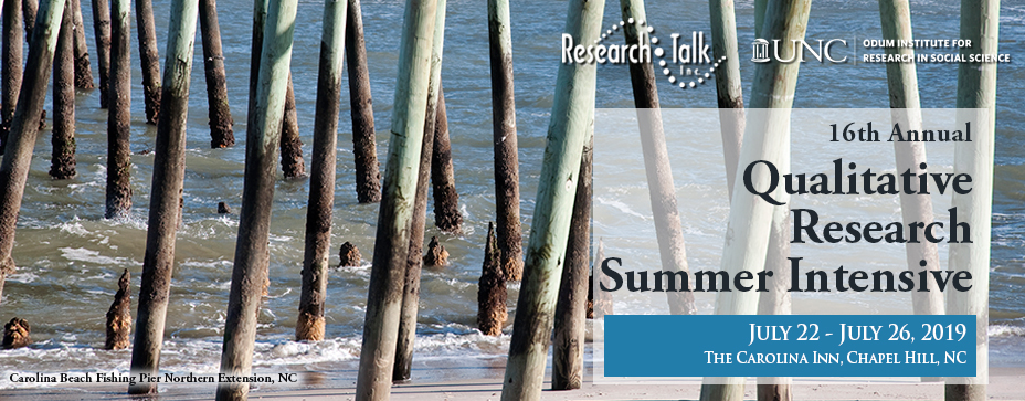 16th Annual Qualitative Research Summer Intensive