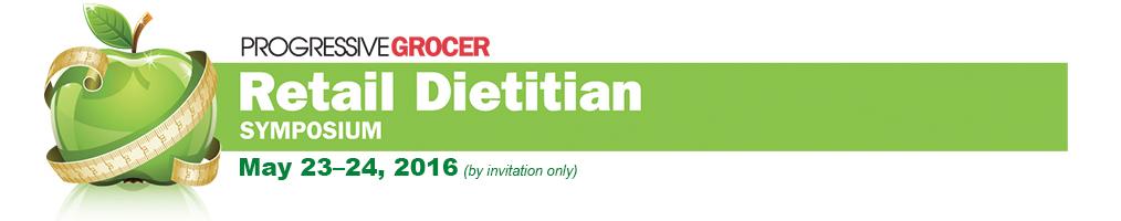 Progressive Grocer Retail Dietitian Symposium