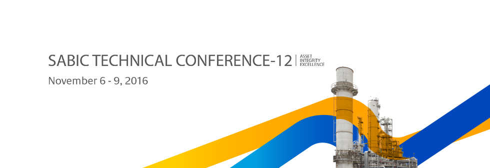 12th SABIC TECHNICAL CONFERENCE