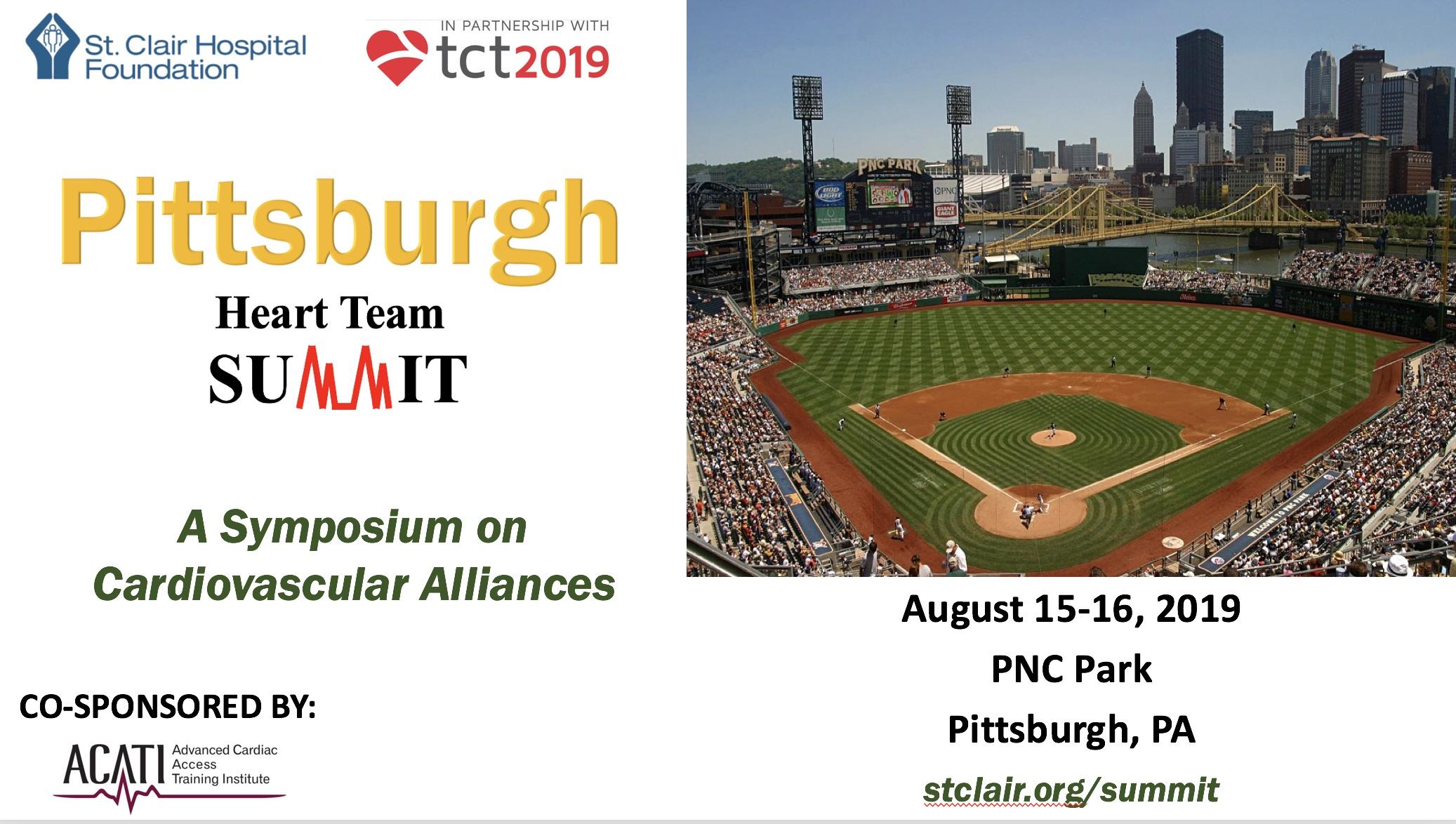 PITTSBURGH Summit