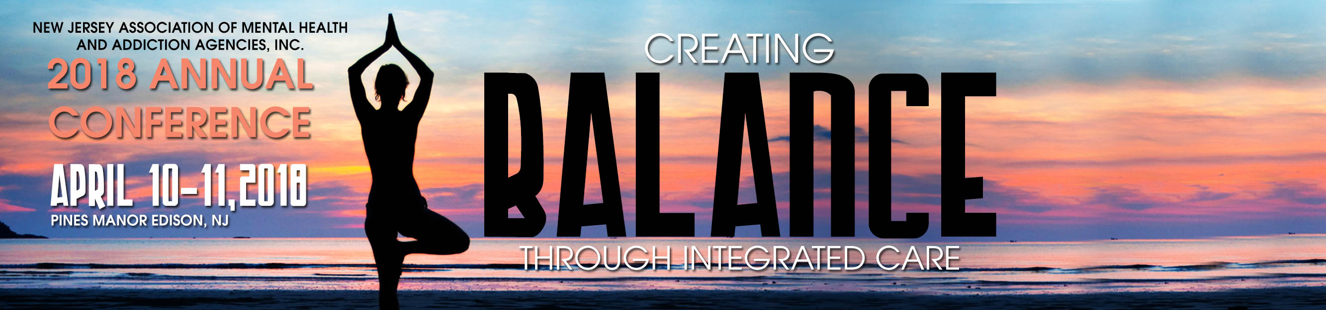 """Annual Conference 2018  """"Creating Balance Through Integrated Care"""""""