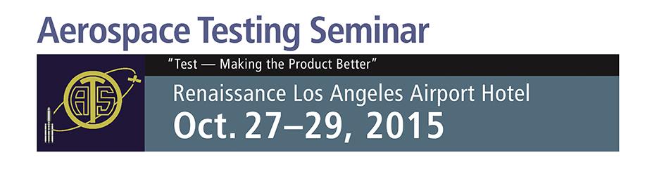 2015 Aerospace Testing Seminar (ATS)