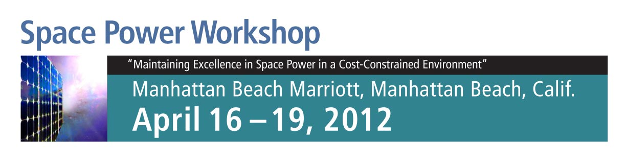 2012 Space Power Workshop