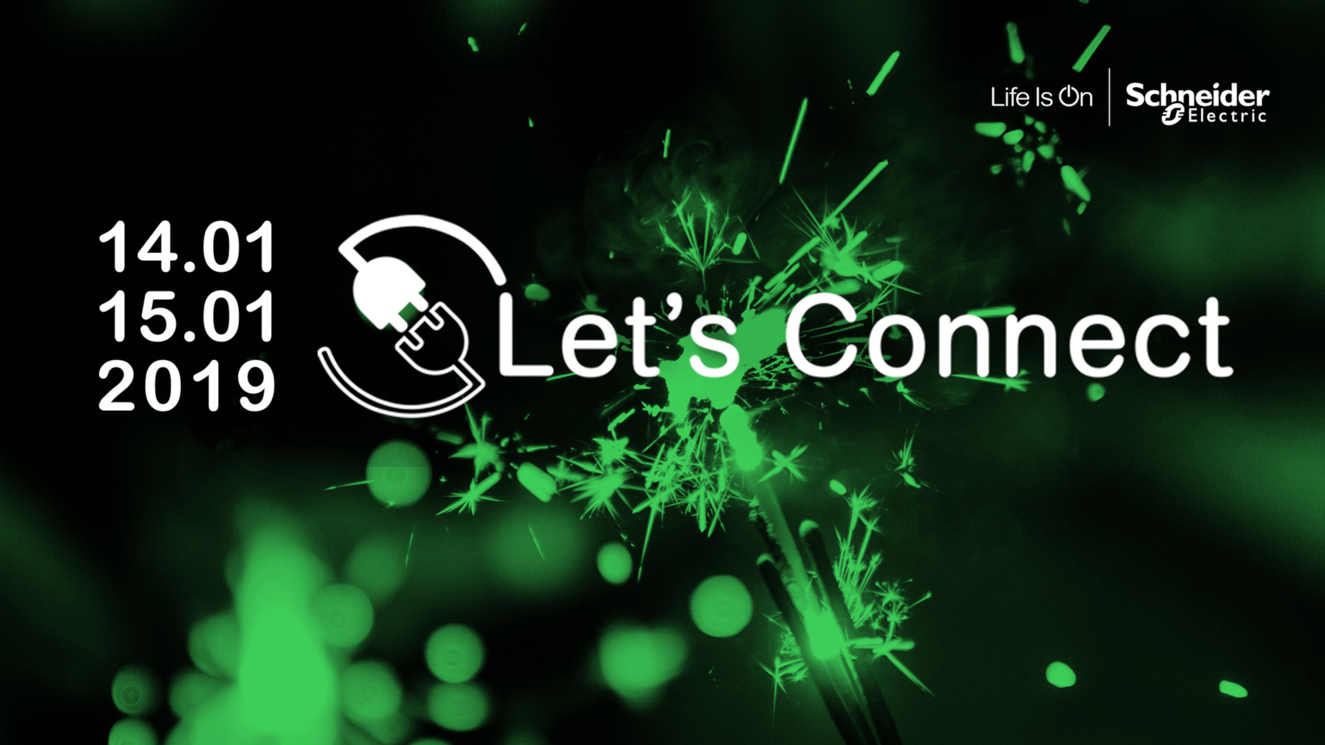 Let's connect 2019